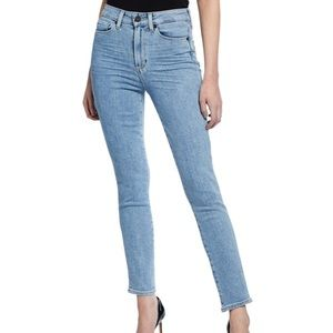 Paige Margot Ankle Peg Jeans 26 worn once.